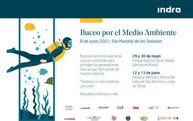 Este fin de semana, iniciativa de limpieza de los fondos marinos de la Serra Gelada