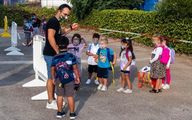 Más de 500 niños y niñas se incorporación al sistema educativo de 3 años