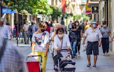 Les ajudes a família superen ja el milió d'euros injectats en més d'un miler de llars de Benidorm