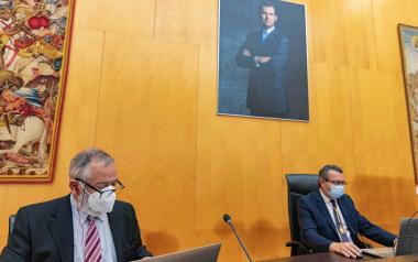 Benidorm celebra el Día de Europa afirmando su confianza en el proyecto común