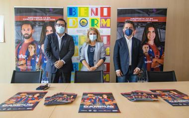 Benidorm programa el primer Summer Campus del Levante UD, para niños y niñas nacidos entre 2005 y 2014