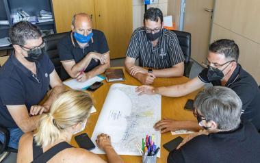 L'Ajuntament es reunix amb veïns i associacions per a consensuar la nova Zona de Residents