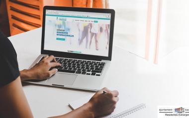 La Diputación ofrece un curso de español online para residentes internacionales