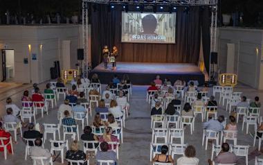 Proyección de 'Serás hombre' en el Óscar Esplá.