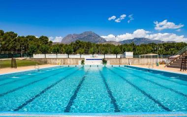 La piscina municipal de Foietes s'obrirà als usuaris dilluns que ve