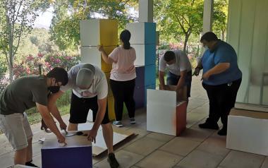 Bienestar e Igualdad organizan un taller de Arte Urbano con motivo del Orgullo 2021