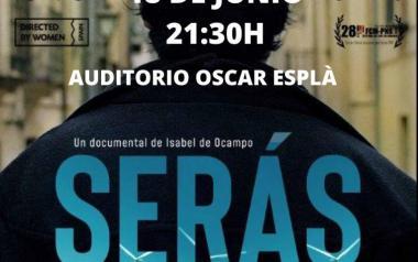 """Cine documental """"SERAS HOMRE"""""""