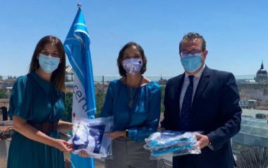 Benidorm consigue para sus playas, un año más, banderas 'Q' de Calidad Turística y les suma el Safe Tourism Certified