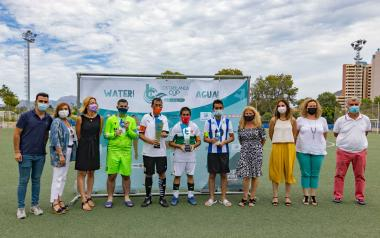 El València CF guanya el Costa Blanca Cup Inclusive