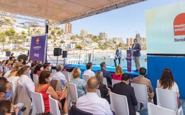 Benidorm acogerá el evento en que se elegirá al próximo representante de España en Eurovisión