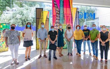Miguel Rivera expone en el Espai d'Art del Ayuntamiento de Benidorm