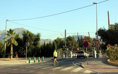 El Camino del Llandero estará cortado nueve días para completar la mejora del suministro eléctrico en Els Tolls