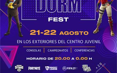 Juventud programa el Gaming Benidorm Fest, dos jornadas de videojuegos los días 21 y 22 de agosto