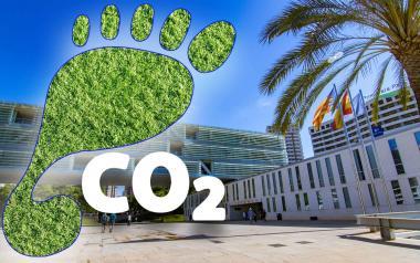Benidorm ha inscrito su huella de carbono y se le ha otorgado el derecho al uso del sello CO2