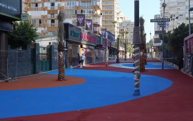 Calle Mallorca