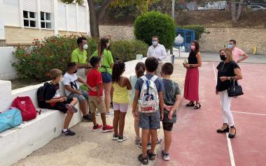La Escuela de Verano del AMPA suma 178 alumnos en julio y 135 en agosto
