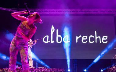 Alba Reche en el Julio Iglesias.