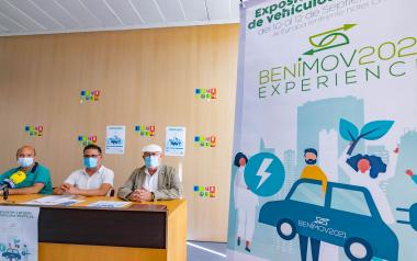 Llega 'BENIMOV 2021', la segunda edición de la Feria de Movilidad Urbana Sostenible de Benidorm
