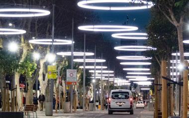 Benidorm registró en agosto más vehículos en la ciudad que en 2019