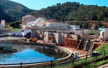 Benidorm solicita una subvención a la Diputación para renovar dos bombas de aguas residuales