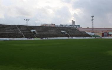 El estadio Guillermo Amor acoge el viernes un encuentro amistoso de la selección española de fútbol sub-17