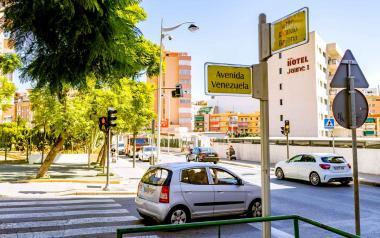 Benidorm adjudica la construcción de una rotonda en el cruce de Ricardo Bayona y Venezuela por 593.000 euros