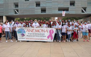 Marcha solidaria de Anémona 2021
