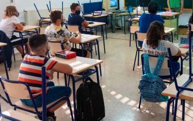 Benidorm solicita una subvención de 161.000 euros para desarrollar el programa 'Activem els col•les'