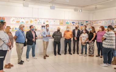 1.921 niños participan en el XIX Certamen Escolar de Dibujo y Pintura de 'La Barqueta'