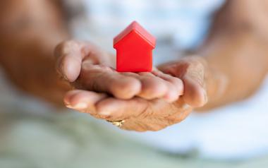 Dwelling. Benidorm participates in the program to assit vulnerable people