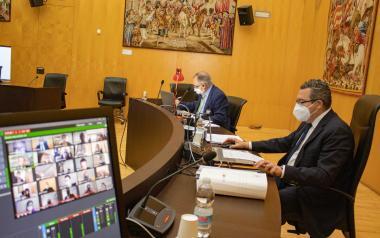 Benidorm se adhiere a las ayudas paréntesis del Plan Resistir aportando cerca de 790.000 euros