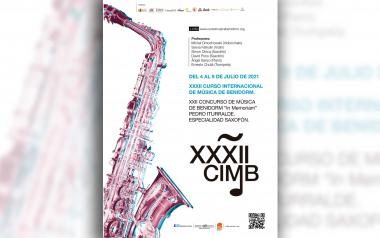El Curso Internacional de Música y el Concurso de Música regresan en julio a Benidorm
