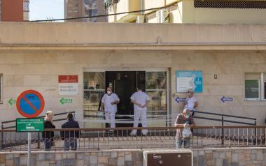 """El govern de Benidorm insta el Consell que declare """"estratègiques"""" l'ampliació de l'hospital i el nou centre de salut del Racó"""