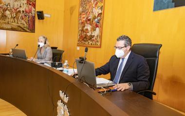 El pleno aprueba la organizaciónde las playas para marzo y abril, que incluye la parcelación y el aumento del servicio de salvamento