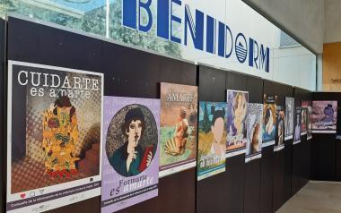 Benidorm reclama al Gobierno de España que aumente los fondos para combatir la violencia de género tras el recorte de 2020