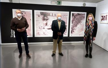 El museo Boca del Calvari exhibe la 'pasión desordenada' de 'Quico, el Fotógrafo'