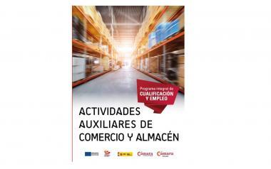 Joventut oferix un curs gratuït d''Activitats Auxiliars de Comerç i Magatzem' per a millorar l'ocupabilitat...