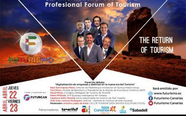 Benidorm recibirá mañana en Tenerife el Premio Mencey Futurista como el destino turístico pionero más inteligente de España