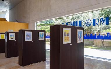 L'Espai d'Art de l'Ajuntament exhibix els dissenys del concurs del Pla Jove...
