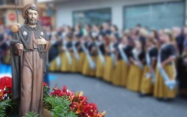 Volteo de campanas, 21 salvas y una misa para festejar el 25 de julio el día del Patrón