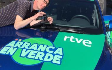 """""""Arranca en verde"""" TVE"""
