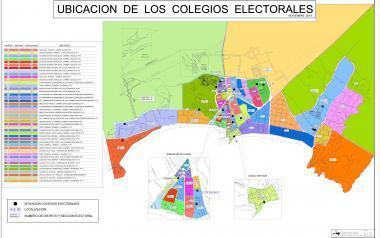 42.046 personas están llamadas a las urnas este domingo en Benidorm