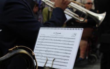 Las entidades musicales de Benidorm celebran este fin de semana con conciertos especiales en honor a Santa Cecilia