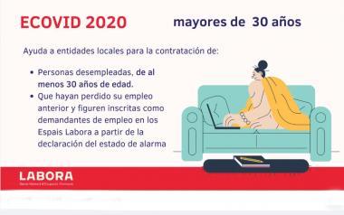 Benidorm contratará a 55 personas mayores de 30 años para atender necesidades derivadas de la pandemia