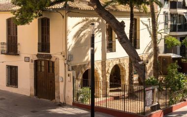 """Casa museu """"Hort de Colón"""""""