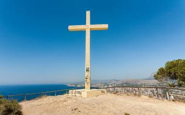 "Taywán street ""The Cross"""""