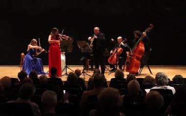 El Quartet Martini obri la sisena edició dels Grans Recitals...