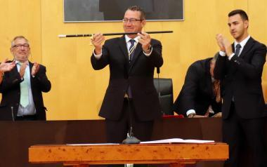 Antonio Pérez reelegido alcalde de Benidorm por mayoría absoluta