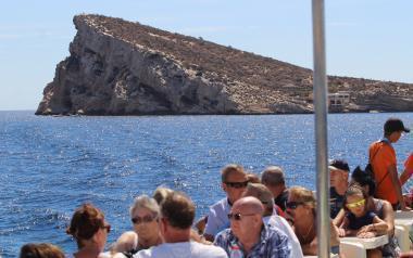 Benidorm remitirá a Costas el proyecto para reconvertir en Centro de Interpretación las actuales construcciones de la isla