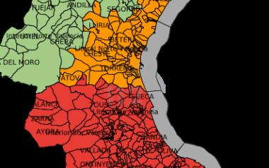Comunicado Alerta Naranja por lluvias